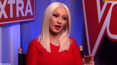 Watch:  Christina Aguilera Dishes On 'Timeless' New Album, 'The Voice,' & More