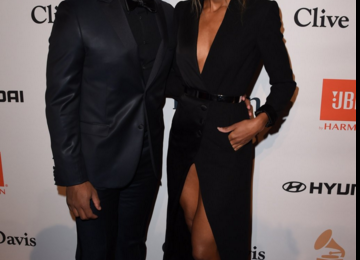 Hot Shots:  Stars Align For Clive Davis' Pre-Grammy Gala [Red Carpet]
