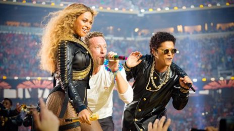 Super Bowl Halftime Ratings: Beyonce, Bruno Mars, & Coldplay Score Touchdown