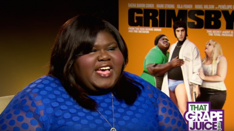 Exclusive: Gabourey Sidibe Blasts Beyonce Haters / Spills On New Movie 'Grimsby'