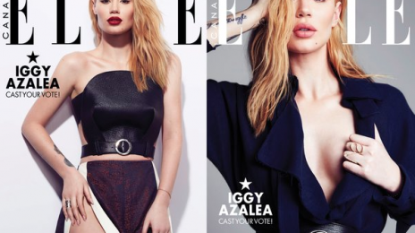 Iggy Azalea Covers 'Elle' Magazine
