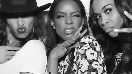 Hot Shots: Kelly Rowland Celebrates Birthday With Destiny's Child & More