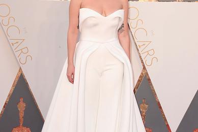 Oscars 2016: Red Carpet Arrivals