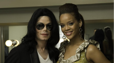 Chart Check [Hot 100]:  Rihanna Ties Two Michael Jackson Records With #1 Hit 'Work'