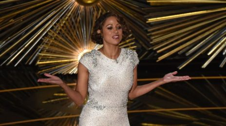 Stacey Dash Claps Back At Critics After 'Oscars' Controversy #ICYMI