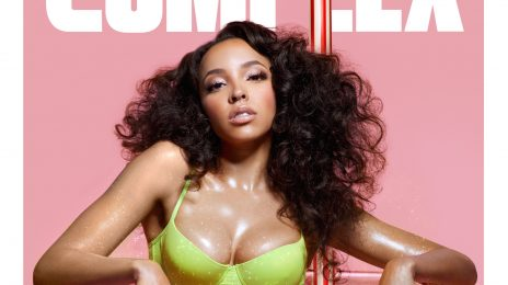 Tinashe Scorches For 'Complex'