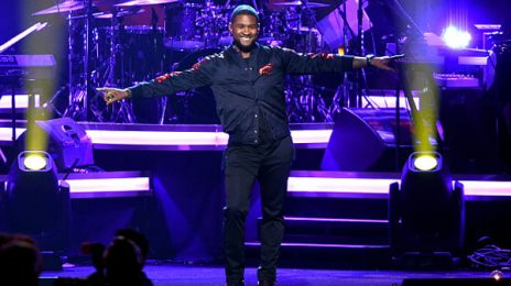 Hot Shots:  Rihanna, Usher, & More Honor Lionel Richie At Musicares Event