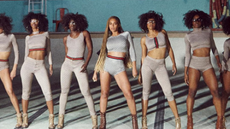 Report: Beyonce Readies 'Black Lives Matter' Visual For New Album