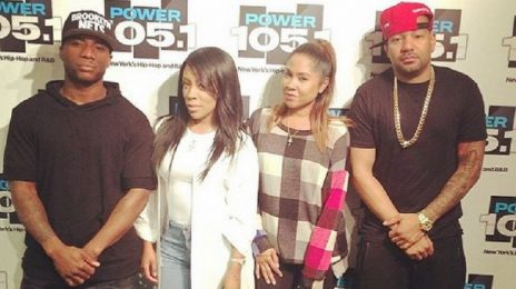 Watch: K. Michelle Clashes With Angela Yee On 'The Breakfast Club
