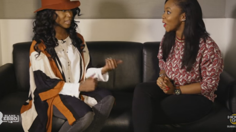 Watch: Tweet Talks To 'Hot 97' / Discusses New Album & Being A Grandmother