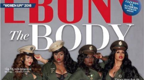 Jazmine Sullivan Leads 'Ebony's 'Body Brigade'