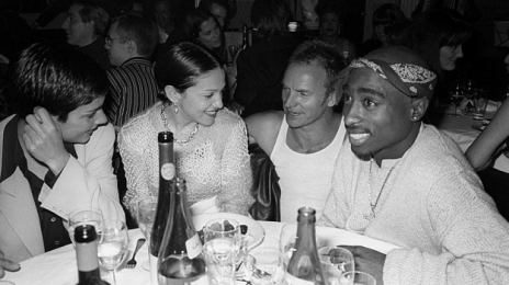 Madonna To Appear In Tupac Biopic