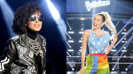 Alicia Keys & Miley Cyrus Join 'The Voice' As Coaches