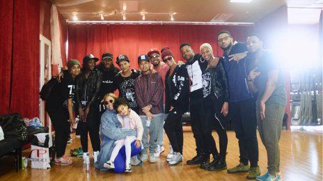 Behind The Scenes: Beyonce, Bruno Mars, & Coldplay Super Bowl 50 Rehearsal