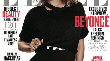 Beyonce Covers Elle...US & UK