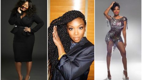 Brandy, Fantasia, & Jazmine Sullivan Collaboration On The Way?