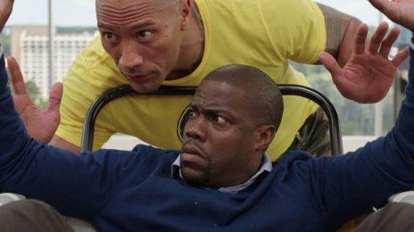 Extended Movie Trailer: 'Central Intelligence' (Starring Kevin Hart & Dwayne Johnson)