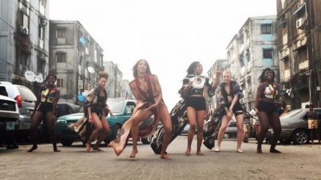 Watch: Ciara Lights Up Streets Of Lagos With New Viral Videos