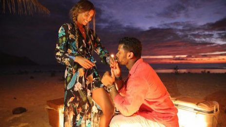 Ciara & Russell Wilson Announce Engagement