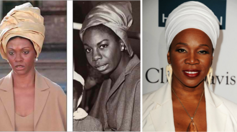 India.Arie Sounds Off on 'Ugly' Nina Simone Biopic (Starring Zoe Saldana)