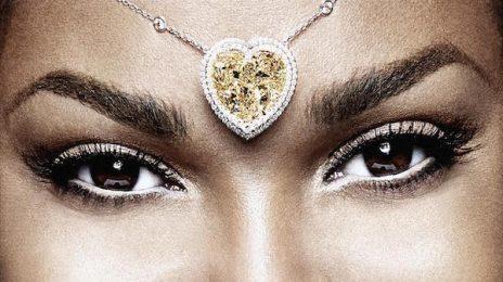 Janet Jackson Shines In New 'Unbreakable Diamond' Promo