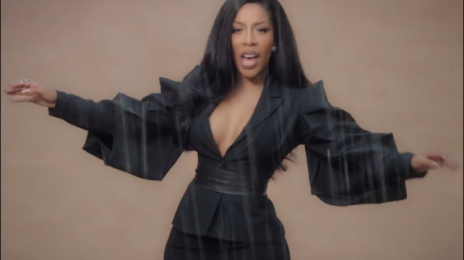 New Video:  K. Michelle - 'Not A Little Bit'