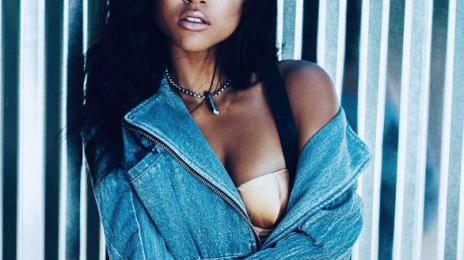 Report: Karrueche Tran Joins Revamped 'America's Next Top Model'
