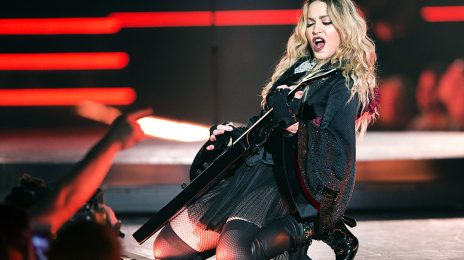 Madonna Is Now The Highest Grossing Solo Act In Touring History