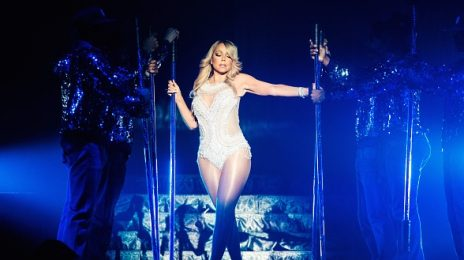 Mariah Carey Launches 'Sweet Sweet Fantasy Tour' / Shines With Rare Gems