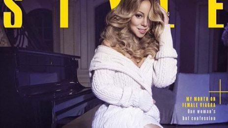 Mariah Carey Covers 'Style' Magazine
