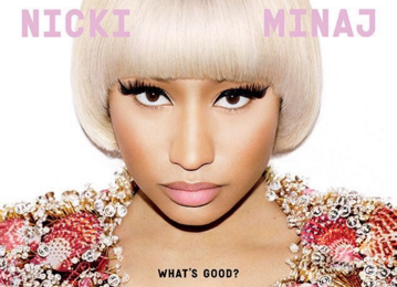 Hot Shots: Nicki Minaj Covers 'Nylon'