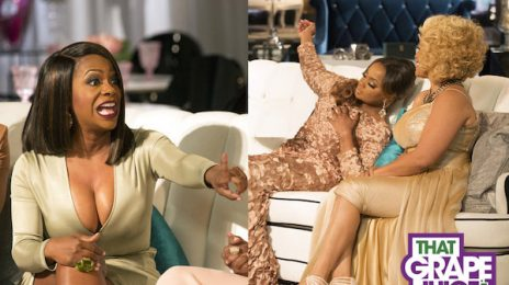 Preview: Kandi & Phaedra Clash On 'Real Housewives of Atlanta' Reunion