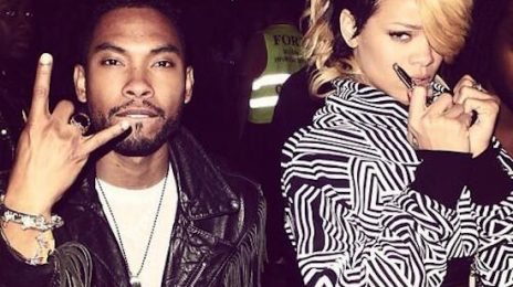 Miguel Previews Rihanna 'Kiss It Better' Remix