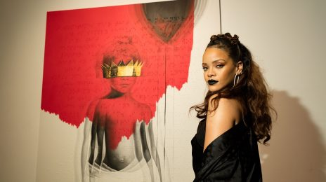 Rihanna's 'Anti' Marks Lowest One-Week Sales Of Any #1 Album...Ever