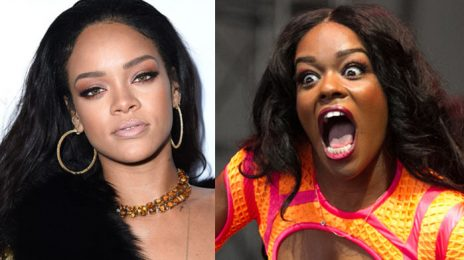 "Azealia Banks Reflects On Being ""Starved"" By Rihanna"