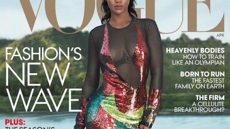 Work! Rihanna Covers Vogue