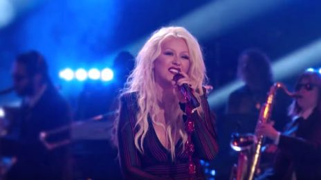 Watch: Christina Aguilera Smashes Stevie Wonder's 'I Wish' On 'The Voice'