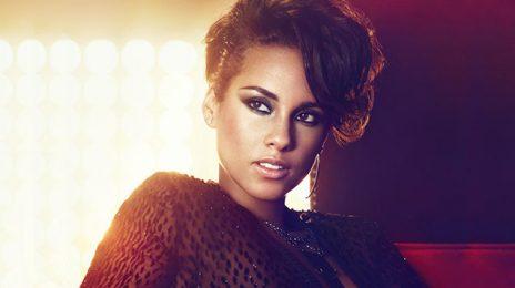 "Alicia Keys to Perform On ""SNL"""