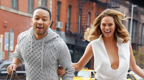 John Legend & Chrissy Teigen Expecting 2nd Child