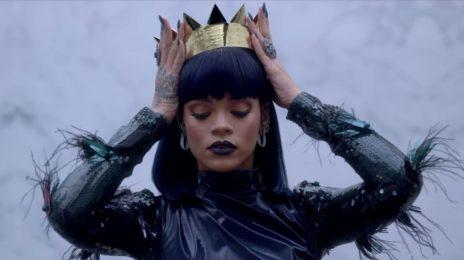 Rihanna Working On Second 'ANTI'?