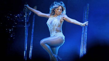 Watch: Mariah Carey Delivers 'Emotions' On The 'Sweet Sweet Fantasy Tour'