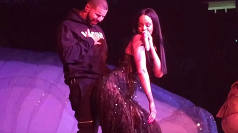 Drake & Rihanna Perform 'One Dance' Live In Toronto