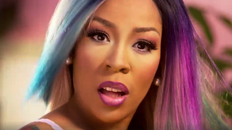 Did You Miss It?! K. Michelle's Music Pulled From U.S. Radio Stations?