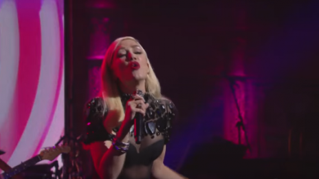 Watch: Gwen Stefani Performs 'Make Me Like You' Live On 'The Late Show With Colbert'