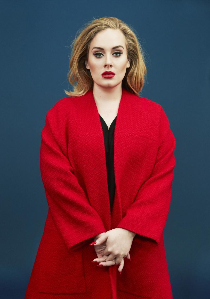 Adele Nude Photos 55