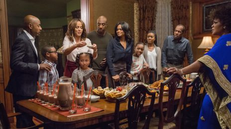 Movie Trailer: 'Almost Christmas' [Starring Mo'Nique, Danny Glover, & Gabrielle Union]