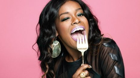 "Azealia Banks Sinks Claws Into Kanye West / Claims Rapper Is ""Closeted"""