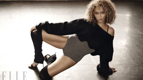 Beyonce's ELLE Interview Preview / Talks Being A Boss & Perfectionist