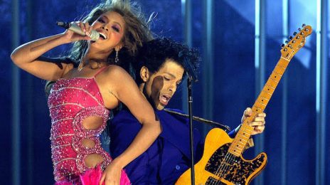 Beyonce Salutes Prince Following His Passing