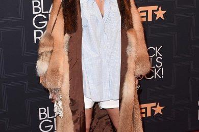 Hot Shots: Rihanna, Kelly Rowland, Monica & More Slay 'BET Black Girls Rock' Red Carpet